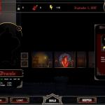 Dracula's Castle UI