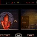 Dracula's Castle Rooms