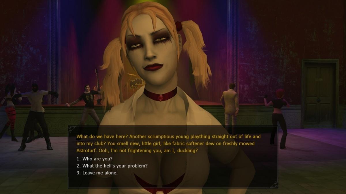 My First Taste of Vampire Clans